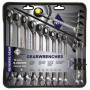 BATO Ringratchet wrenchset 8-19 mm