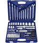 """BATO Set off tools 1/4"""" - 1/2"""" socket set. Combinationspanners. Double ended joint spanners. Bits."""
