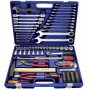 "BATO Set of tools 1/2"" socket set. Combinationspanners. Double ended joint spanners. Hex keys. A.m."