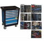 BATO Tools cabinet 7 drawers 403 parts.